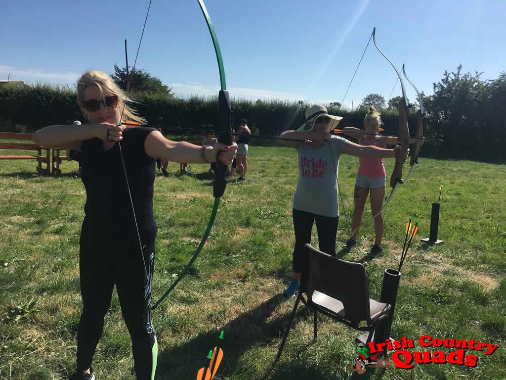Irish Country Quads Adventure Activities Archery Gallery Pic